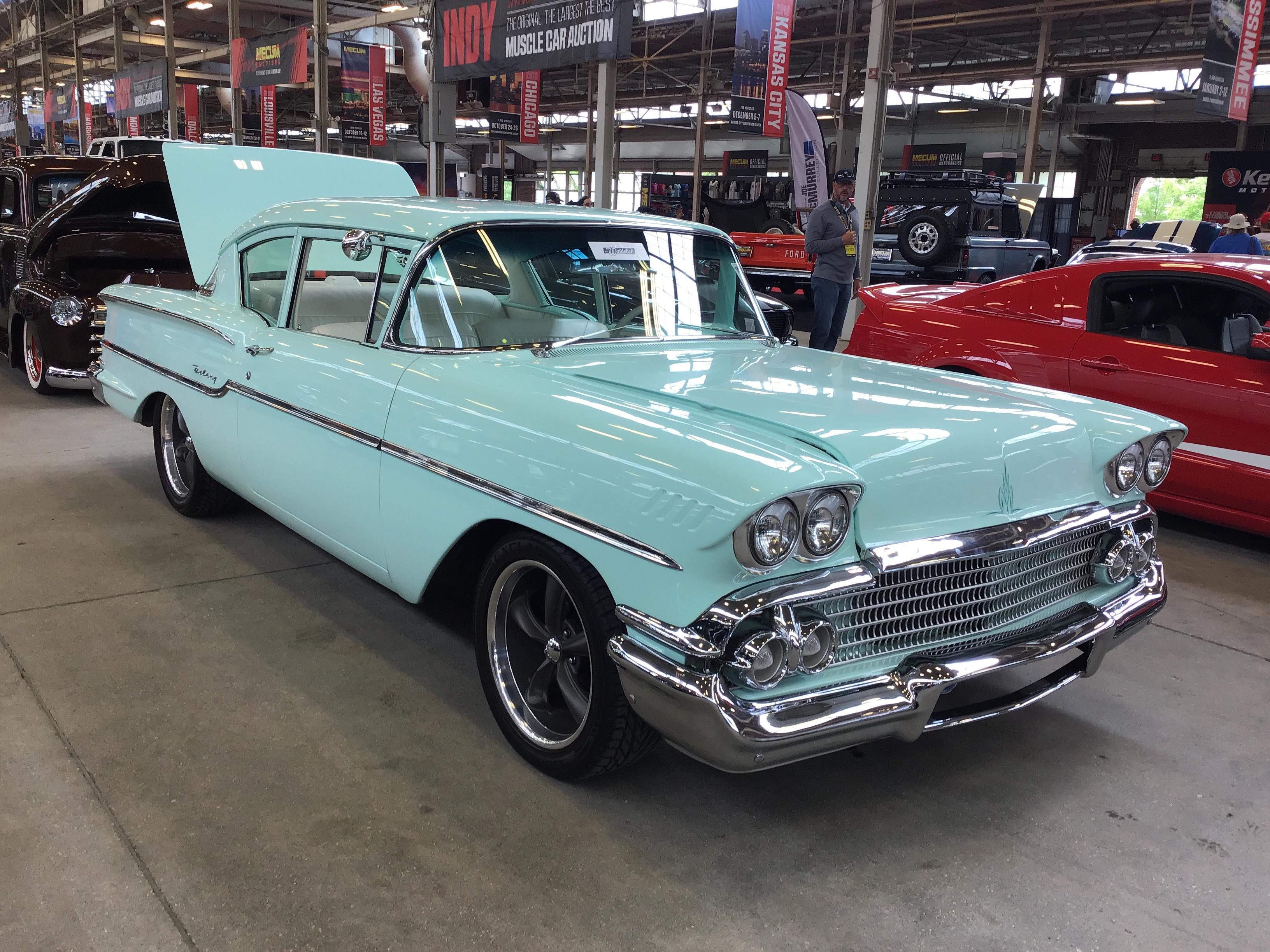 1958 Chevrolet Delray Values Hagerty Valuation Tool